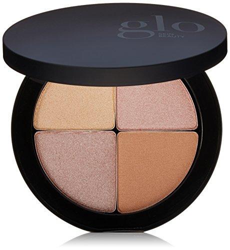glo skin beauty shimmer brick  lustre  paleta de maquillaje