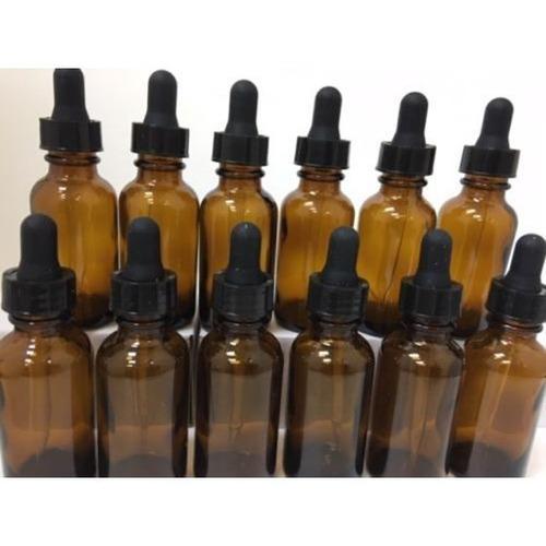 global 1 oz de bottles vidrio boston amber