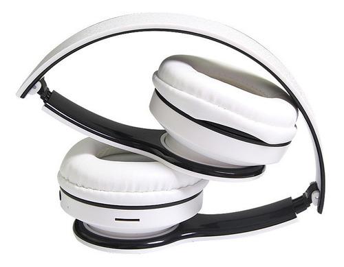 global auricular con microfono bluetooth epebl016w mp3 sd ra