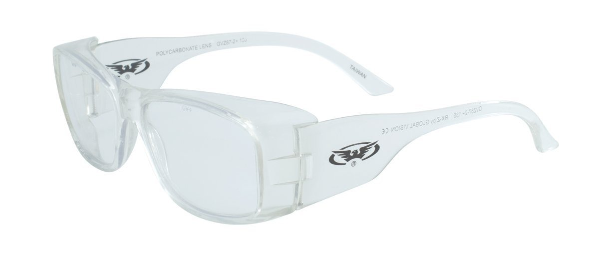 Global Vision Serie Rx Gafas De Sol Cristal Xylex Marco Tran ...