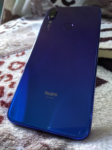 Global Xiaomi Redmi Note 7 4gb / 128gb - Azul Neptuno