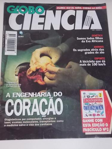 globo ciência n° 28 - a engenharia do coração