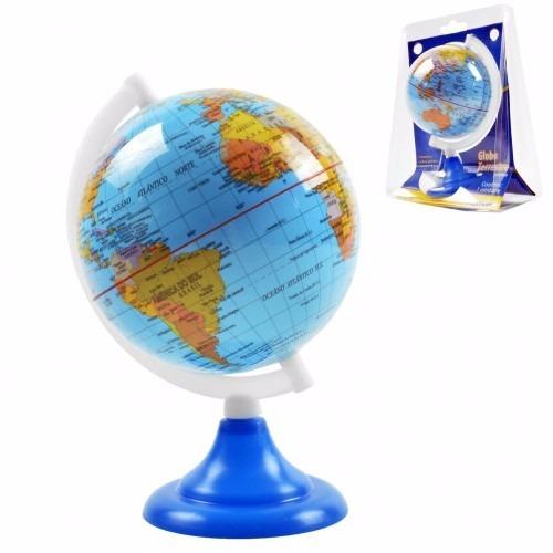 Globo de mesa girat rio politico planisf rio planeta terra for Mesa cristal mapamundi