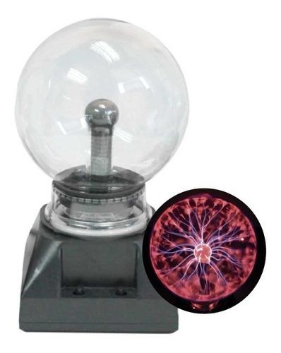 globo de plasma 20cm - 110v