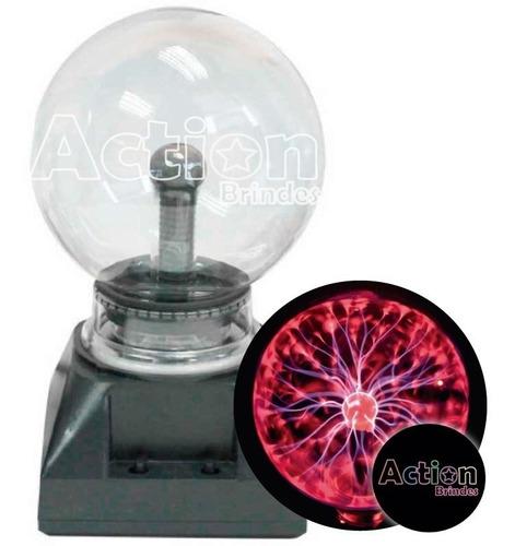 globo de plasma 24cm - 220v
