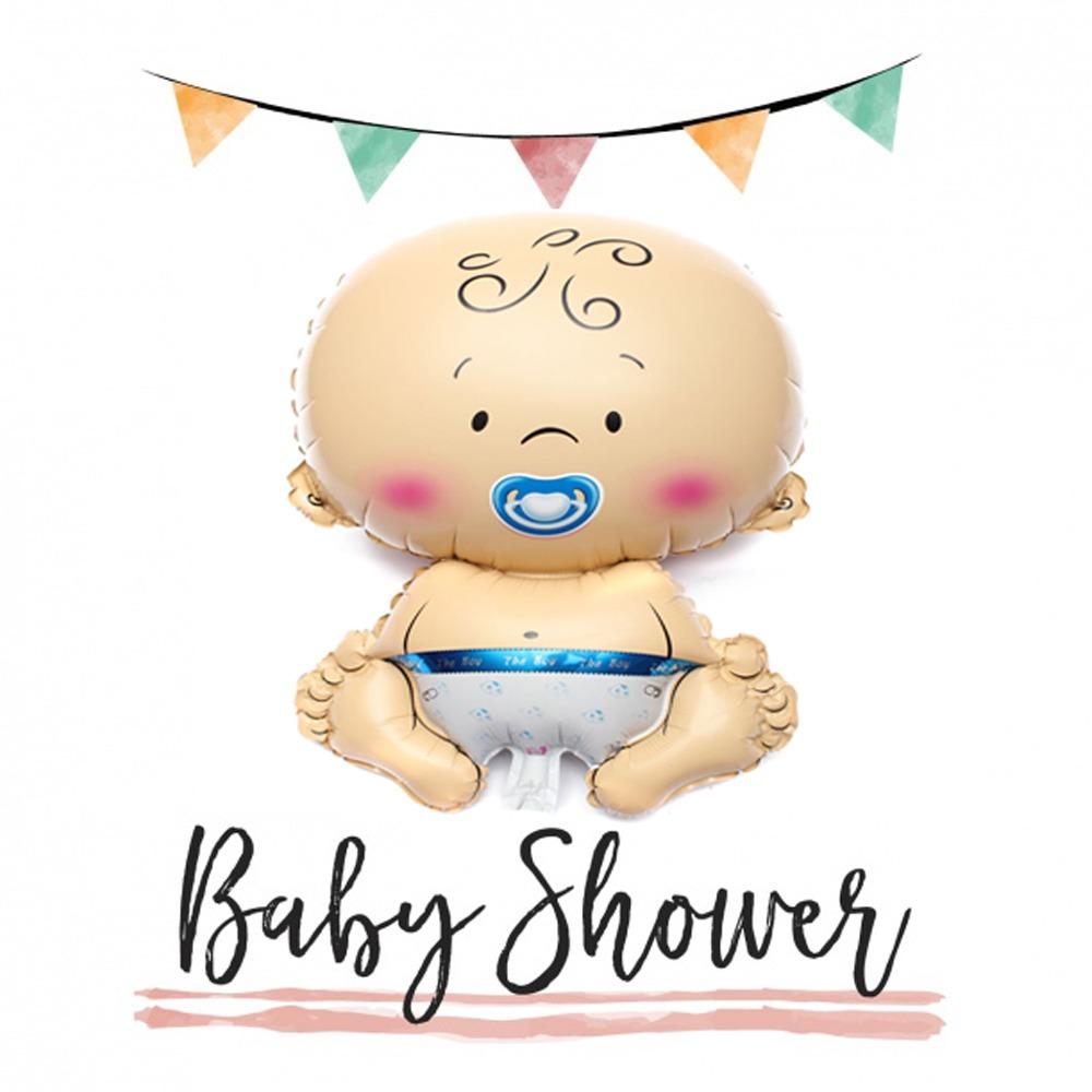 Globo Diseno Bebe Baby Shower Nino Decoracion 16512 Fernapet 990