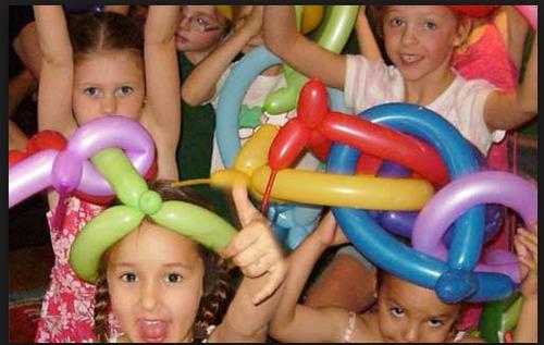 globo flexia figuras con globos