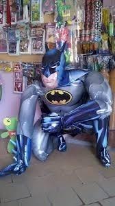 globo hombre araña batman gigante candy bar cotillon