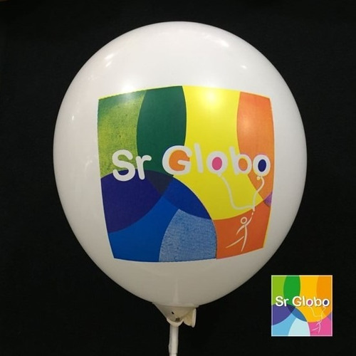 globo latex impresión full color