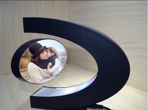 globo magnético flutuante levitação terrestre decoração casa