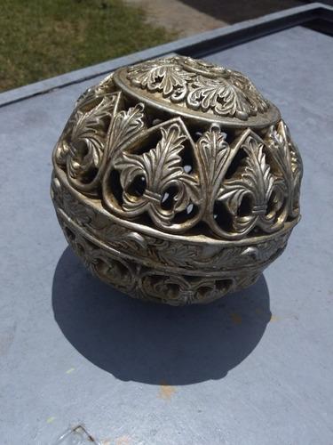globo metalico