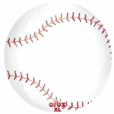 globo metalizado beisbol mundial venezolano pelota sola cara
