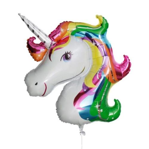 globo metalizado unicornio grande