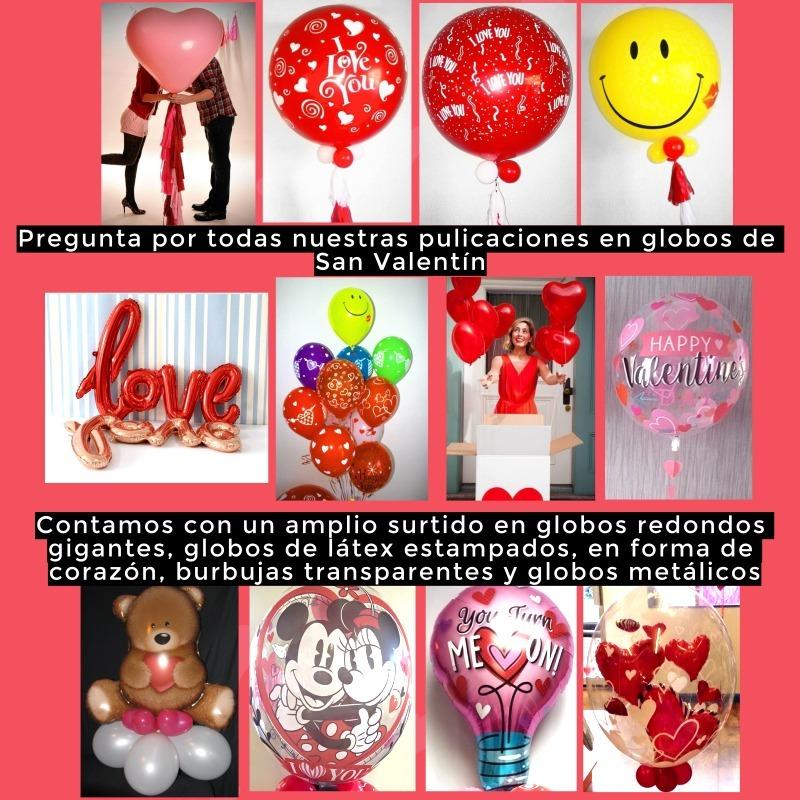 Globo Metalico Frase Love 1 20 Metros Dia Del Amor 150 00 En