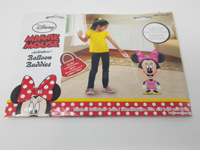 Minnie Mouse Fiesta-Minnie Airwalker Globo Buddy