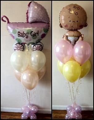 Elegant Globo Para Baby Shower Nacimiento Bebé Beba Bebote Bebota