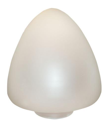 globo pera grande transparente fosco - cod 31341