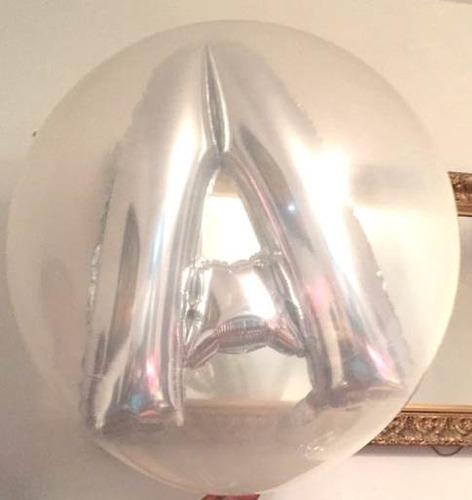globo r-40 decoraciones fiestas muñecos mayor y detal