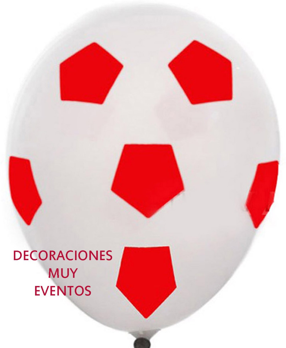 Globo River Plate Pelota De Futbol De Látex 12 Pulgadas - $ 22,00 en ...