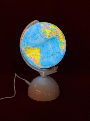 globo terraqueo 15 cms