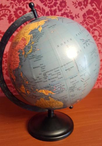 globo terraqueo, bola del mundo