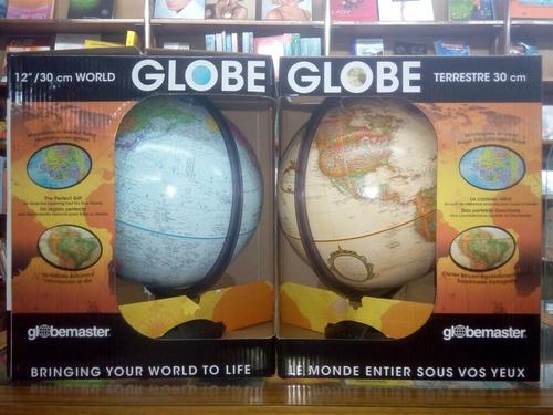 globo terraqueo grande nuevo