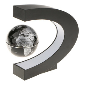Globo Terrestre Magnético Flutuante Giratória Novo