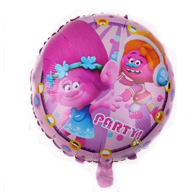 Globo Trolls Niñas Party Fiesta Cumpleaños Bs 695400 En Mercado