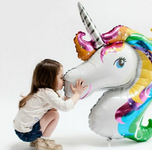 globo unicornio 1.08m