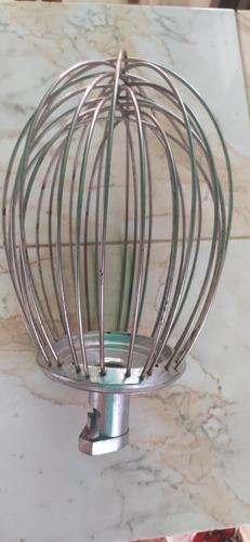 globo y paleta para batidora de 20 litros