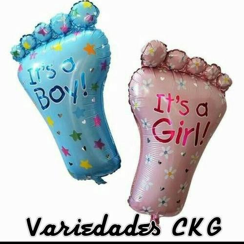 globos 14  baby shower nacimiento bienvenido al mundo bebe
