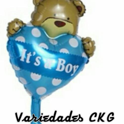 globos 14  baby shower nacimientos al mayor teteros biberón