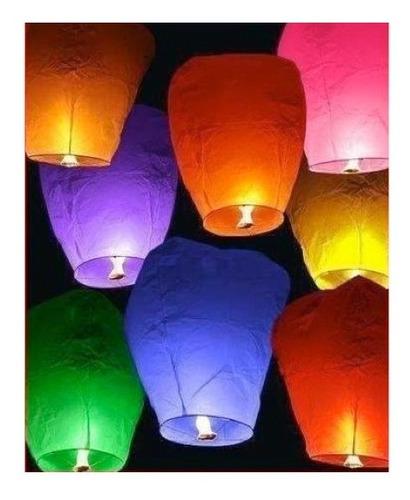globos aire caliente del deseo chino 0.95 por unidad