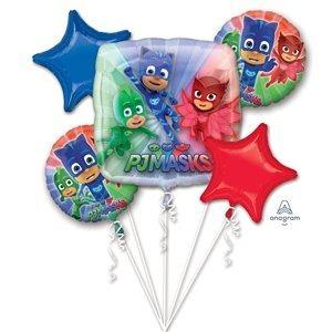 globos balloon bouquet. 5 unidades