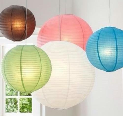 globos chinos 20 cm