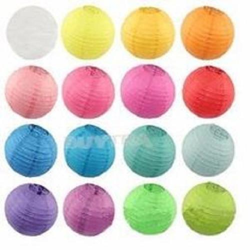 globos chinos decoración fiestas hora loca eventos 20 cm