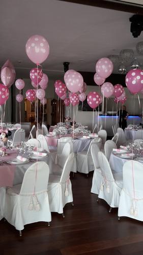 globos con helio lisos y con diseños(lo mejor!