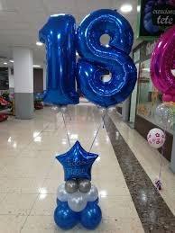 globos con helio, llenado de globos con helio, decoraciones