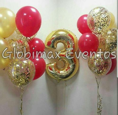 globos con helio todo lima