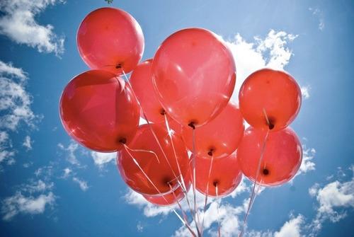 globos con helio zona oeste.
