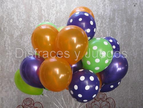 globos con helio  zona oeste