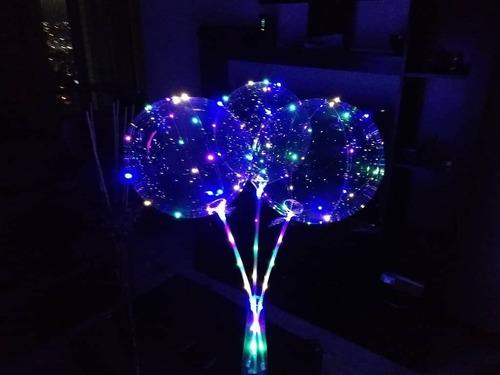 globos con luces de led, de 18   a partir 10 unidades