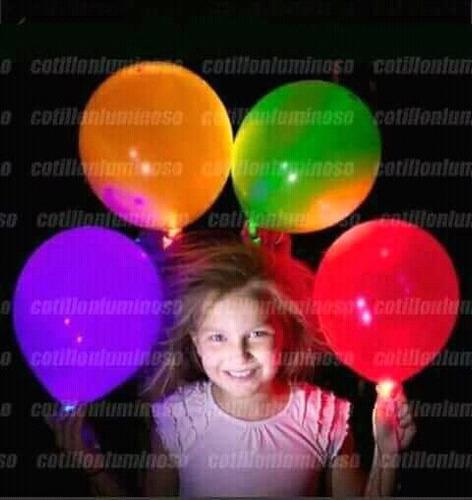 globos con luces led