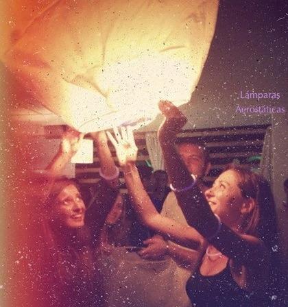 globos de luz aerostáticos premium! - 100% ecológicos