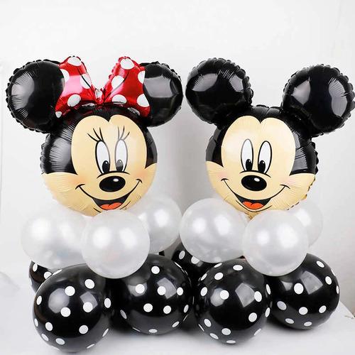 globos de mickey o minnie mini, soriano- mercedes