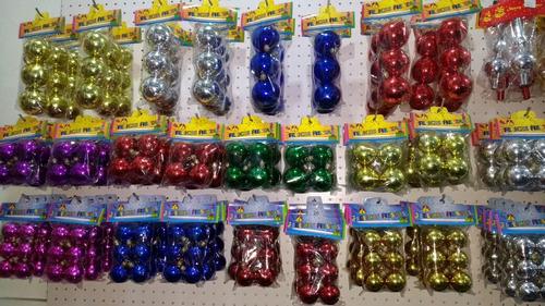 globos de navidad