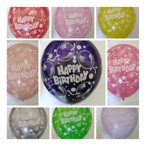 globos del número 12 toda ocasión
