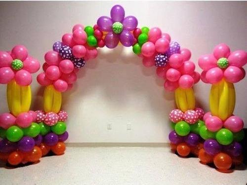 globos fiestas decoracion con