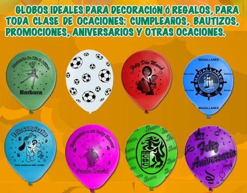 globos fiestas eventos