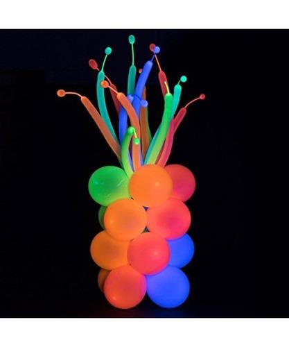 globos fluorescentes reactivos /globos de neón reactivos